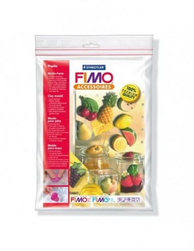 Fimo moldes Frutas