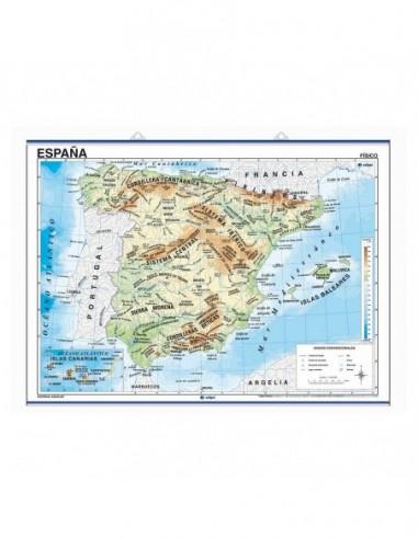 Mapa Mural ESPAÑA 100x140 F/P
