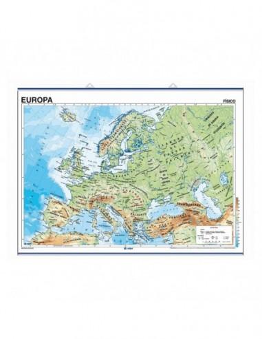 Mapa Mural EUROPA 100x140 F/P