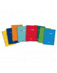 Cuadernos con Espiral...