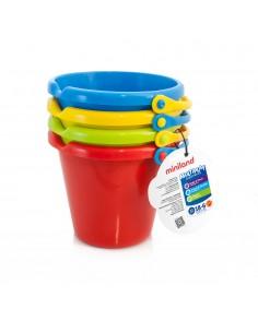 Cubo Miniland 18,5cm Set 4u