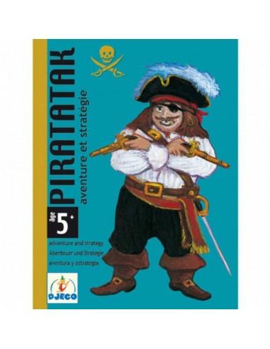 Piratatak: Juego de cartas