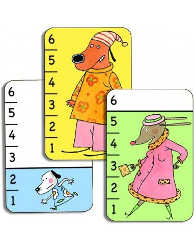 Bata Waf: Juego de cartas