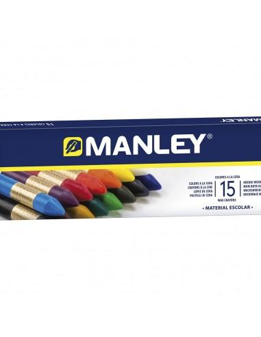 Ceras MANLEY 15 colores