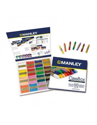 Ceras MANLEY School Pack 192 u