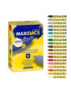 Ceras MAXIDACS unicolor 12u