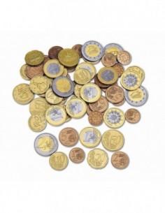 Monedas en Euros 100u